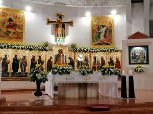 Altare Quarantore M