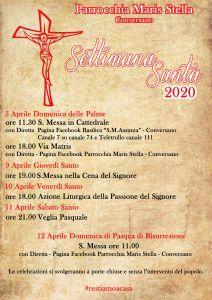 Settimana Santa M.Stella 2020